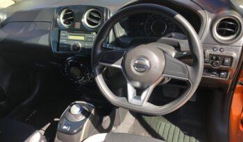 2017 Nissan Note Hybrid full